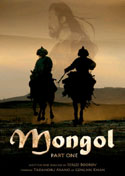 Mongol (2007) Poster
